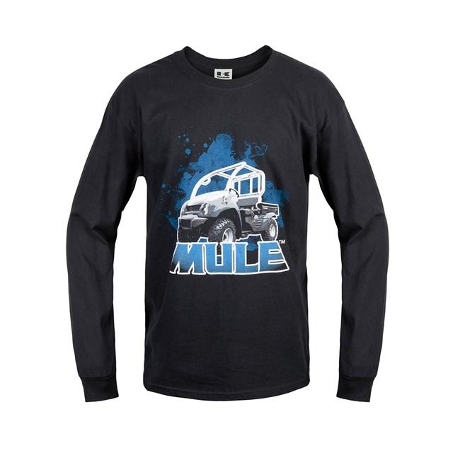 【US KAWASAKI】Mule(TM) Tough 長袖 T恤 - 「Webike-摩托百貨」