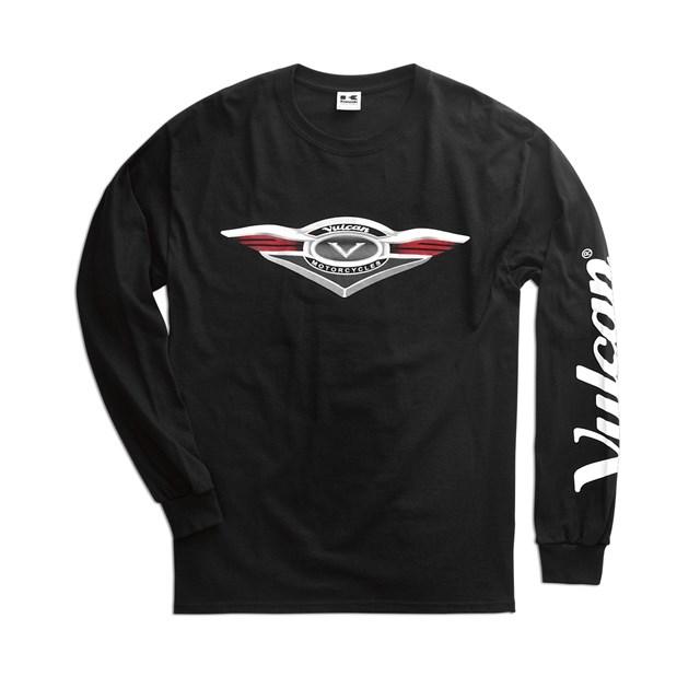 【US KAWASAKI】Vulcan(R) 長袖 T恤 - 「Webike-摩托百貨」