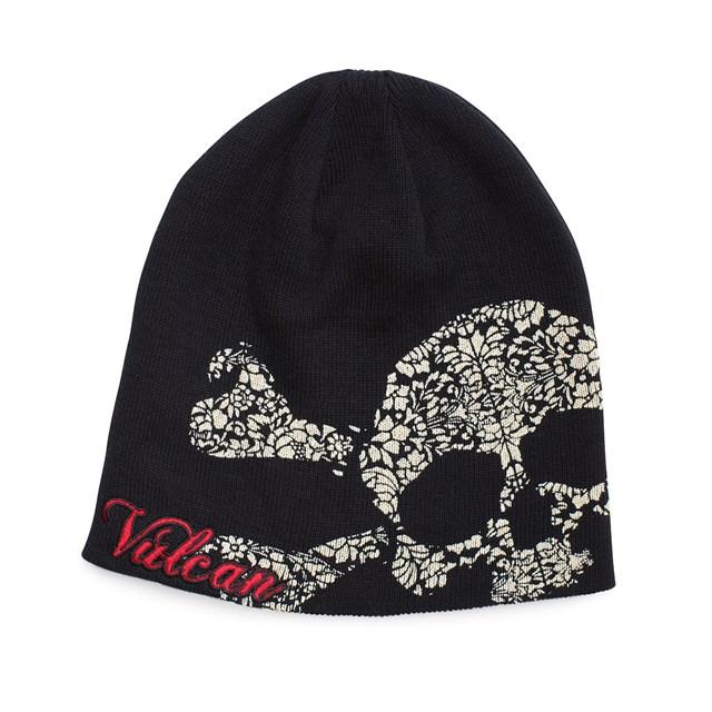 【US KAWASAKI】女用 Vulcan(R) 骷顱頭帽 - 「Webike-摩托百貨」