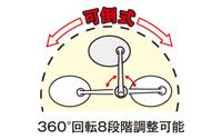 【TANAX NAPOLEON】Baren 復古型後視鏡(單支) - 「Webike-摩托百貨」