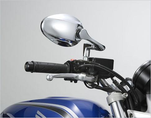 【TANAX NAPOLEON】Lute後視鏡(單隻) - 「Webike-摩托百貨」