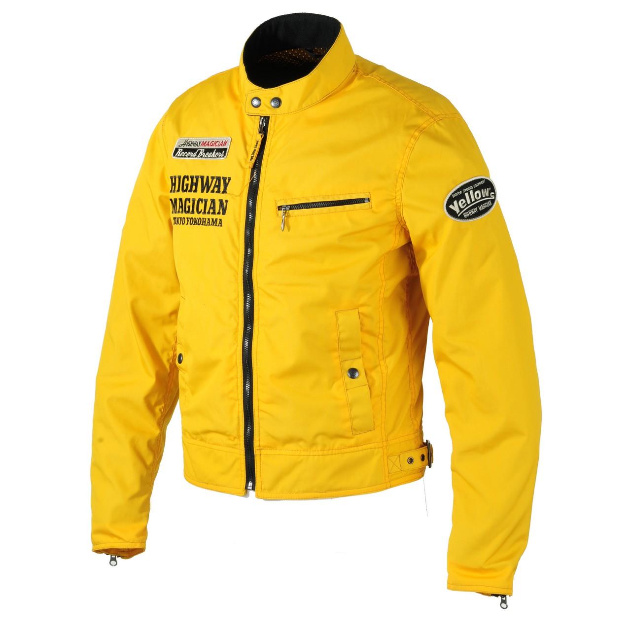 YB-7101 Textile Jacket