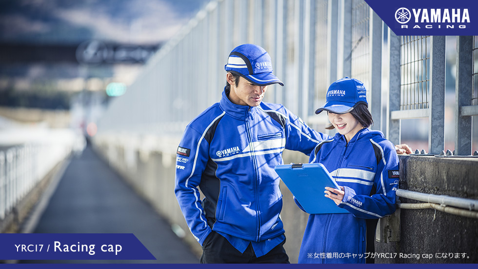【YAMAHA】YRC17 Racing cap [賽車帽] - 「Webike-摩托百貨」
