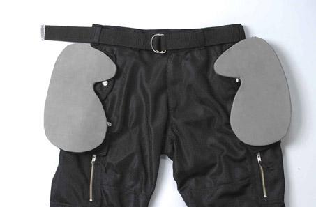 【MOTO ARMY】網格褲  - 「Webike-摩托百貨」