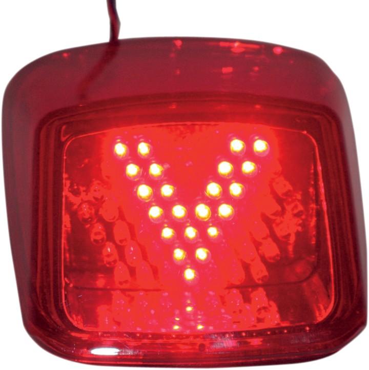 TAILLIGHT VROD RED V [2010-0935]