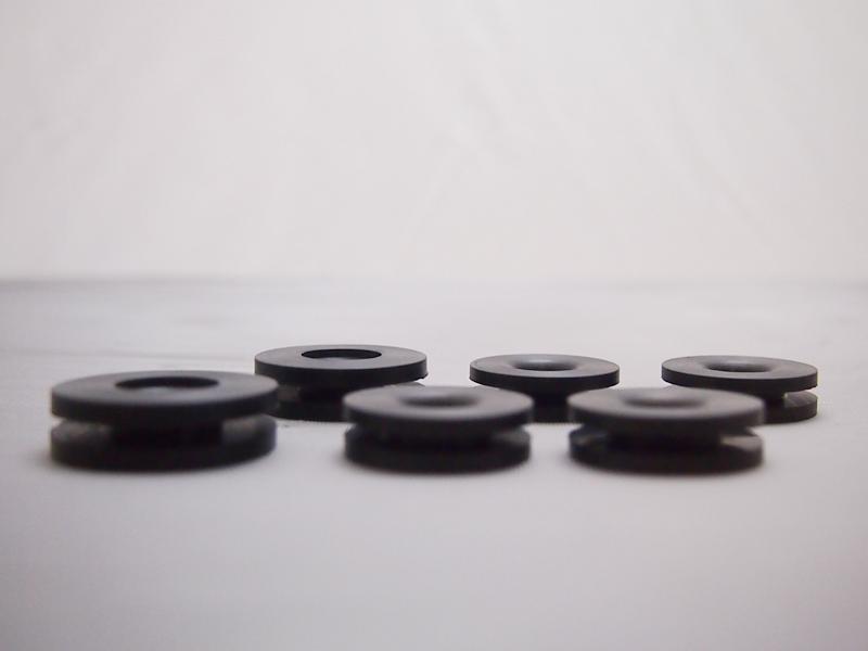 【DOREMI COLLECTION】車身側蓋橡皮索環 - 「Webike-摩托百貨」