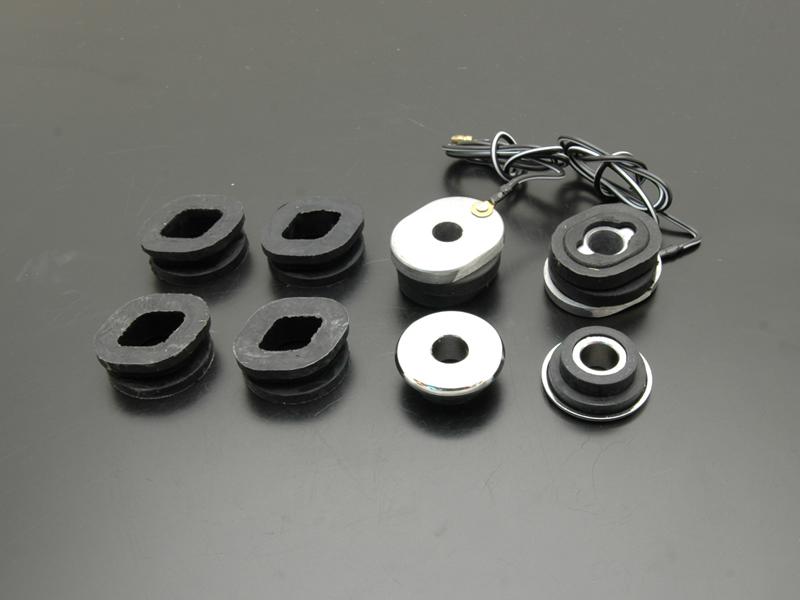 【DOREMI COLLECTION】方向燈搭鐵線橡皮索環組 - 「Webike-摩托百貨」