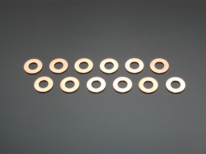 【DOREMI COLLECTION】汽缸蓋螺帽專用用墊片 - 「Webike-摩托百貨」