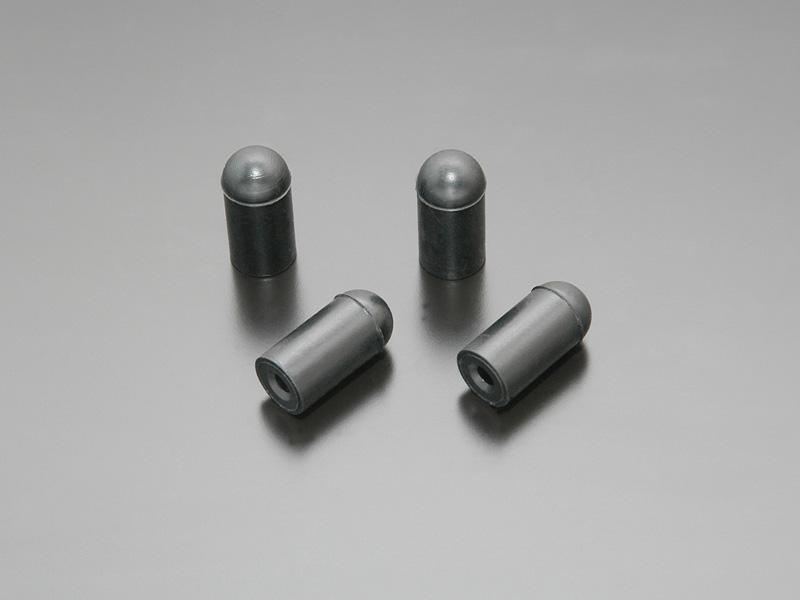 Vacuum Gauge Cap Set