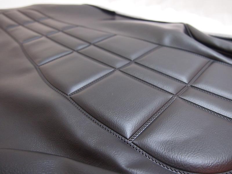 【DOREMI COLLECTION】皮革座椅套 - 「Webike-摩托百貨」
