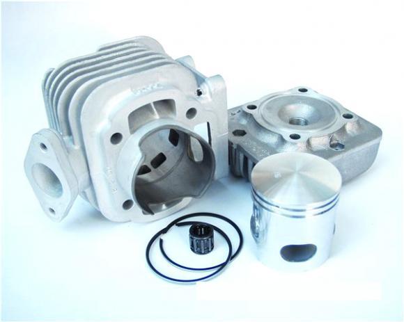 【MALOSSI】汽缸+汽缸頭套件 pin10mm MHR-復刻版 - 「Webike-摩托百貨」