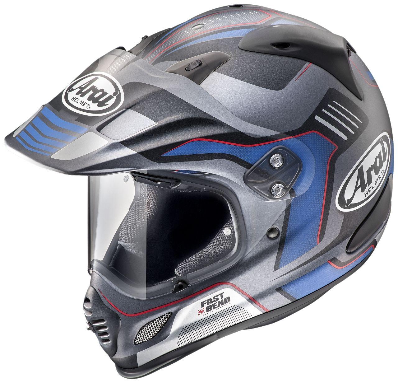 TOUR-CROSS 3 (XD4) VISION [Gray (Matte)] Helmet