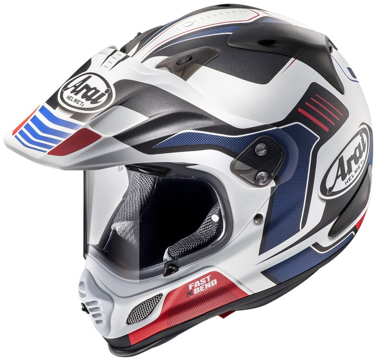 TOUR-CROSS 3 (XD4) VISION [Red (Matte)] Helmet