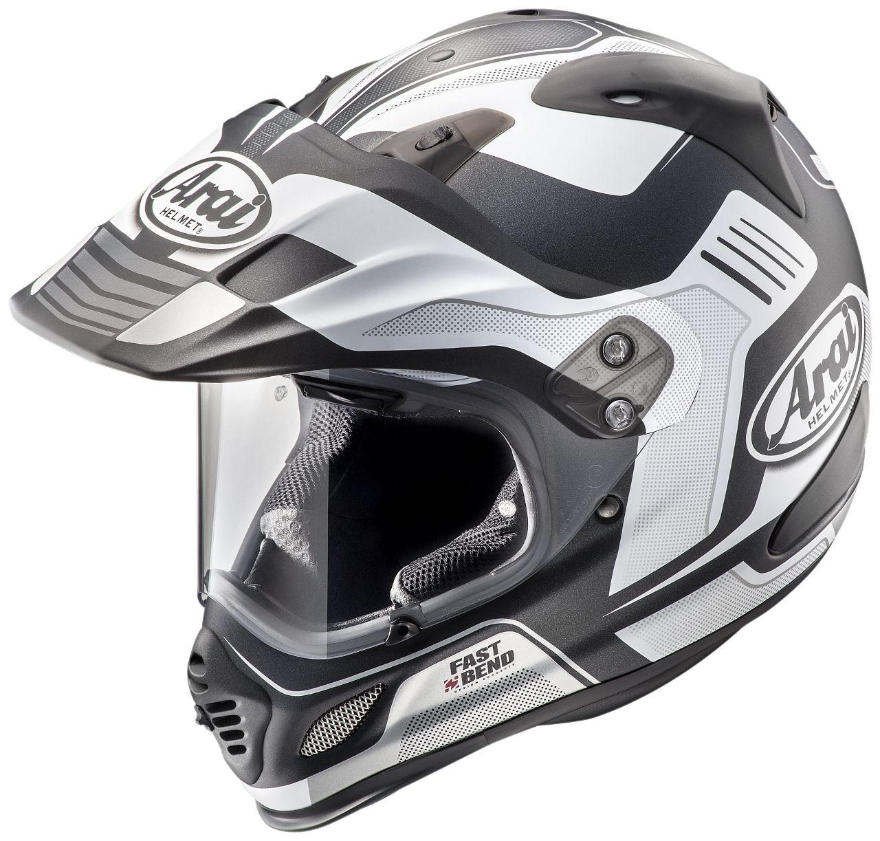 TOUR-CROSS 3 (XD4) VISION [White (Matte)] Helmet