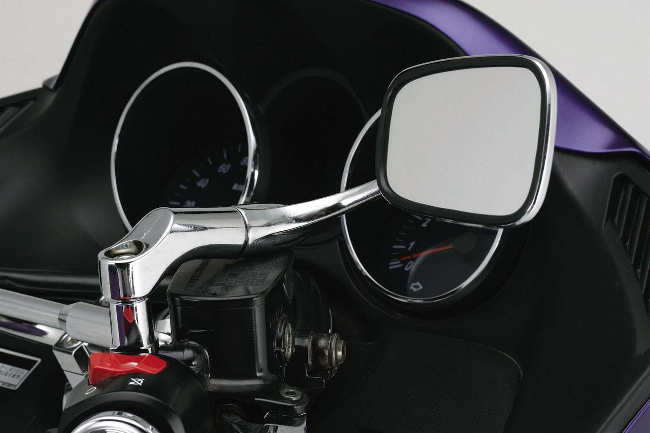 【KIJIMA】歐式後視鏡 方型 - 「Webike-摩托百貨」
