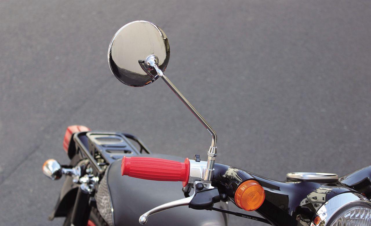 【KIJIMA】Classic 圓型後視鏡 - 「Webike-摩托百貨」