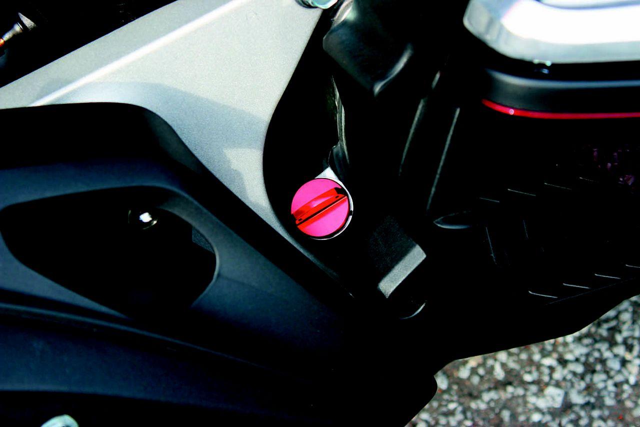 【KIJIMA】機油加注口蓋 - 「Webike-摩托百貨」