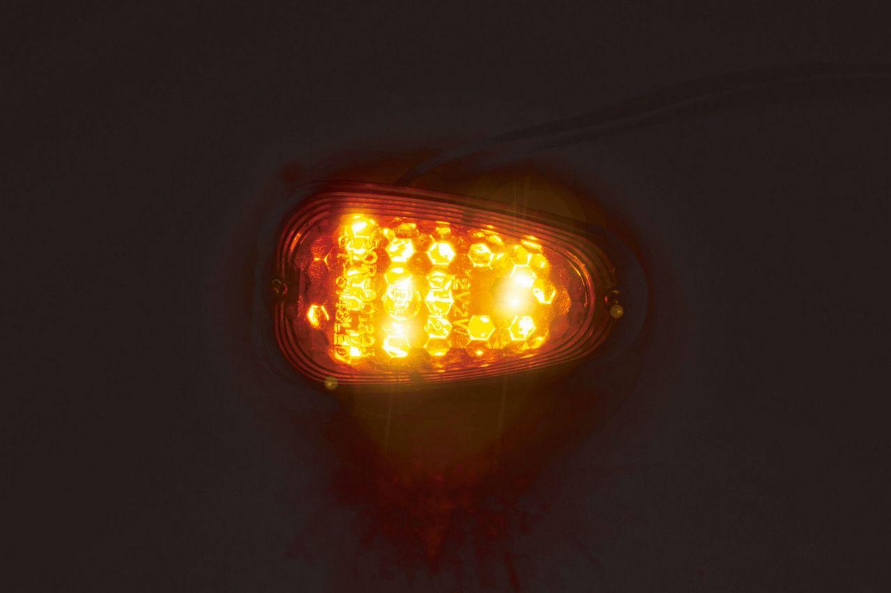 【KIJIMA】LW02整流罩方向燈 - 「Webike-摩托百貨」