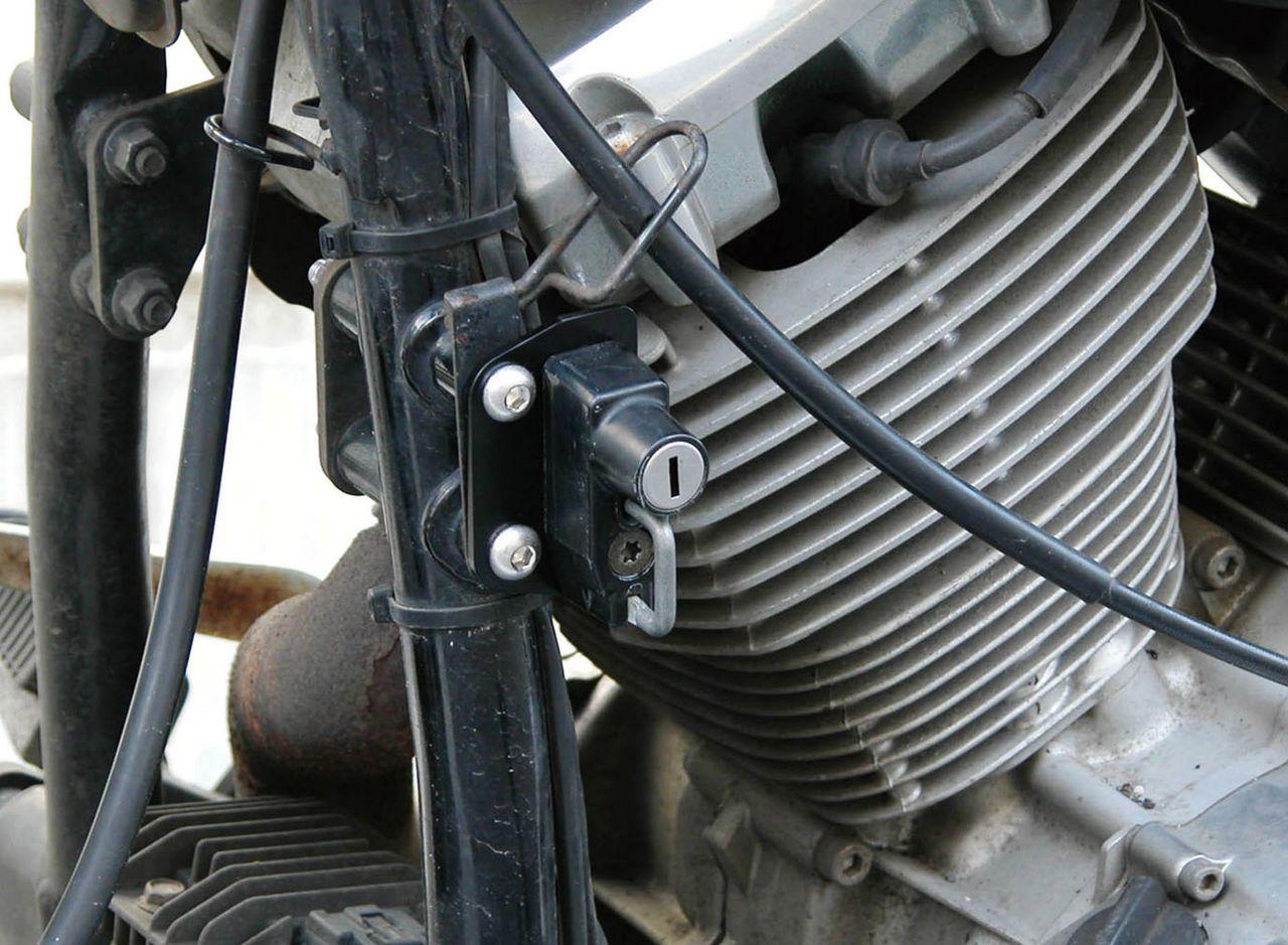 【KIJIMA】安全帽鎖位移支架 - 「Webike-摩托百貨」