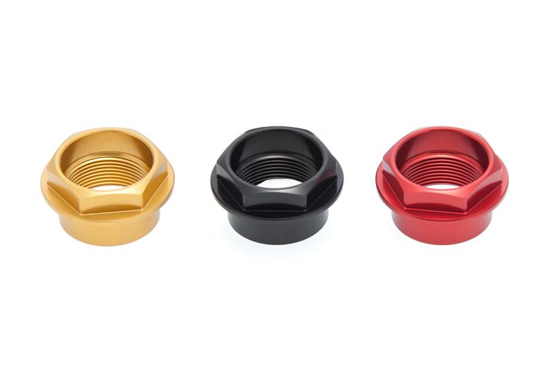 【CNC Racing】前輪框螺帽 - 「Webike-摩托百貨」