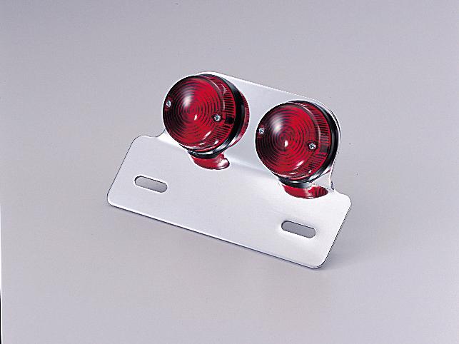 【HURRICANE】迷你2燈 尾燈 - 「Webike-摩托百貨」