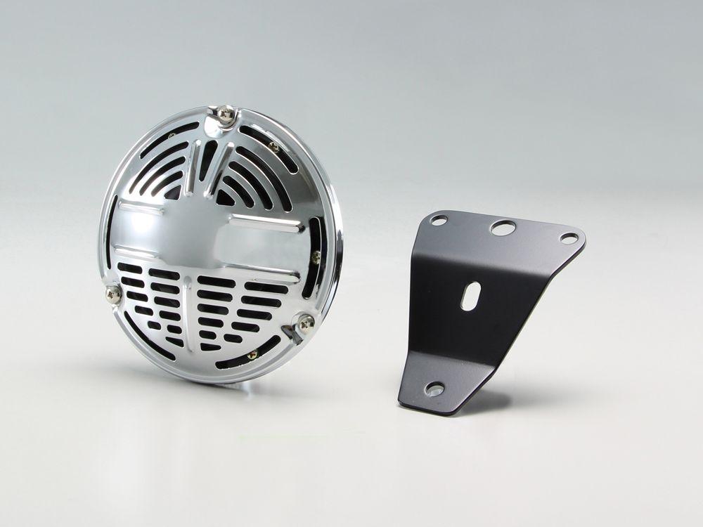 【HURRICANE】復古型喇叭套件 - 「Webike-摩托百貨」