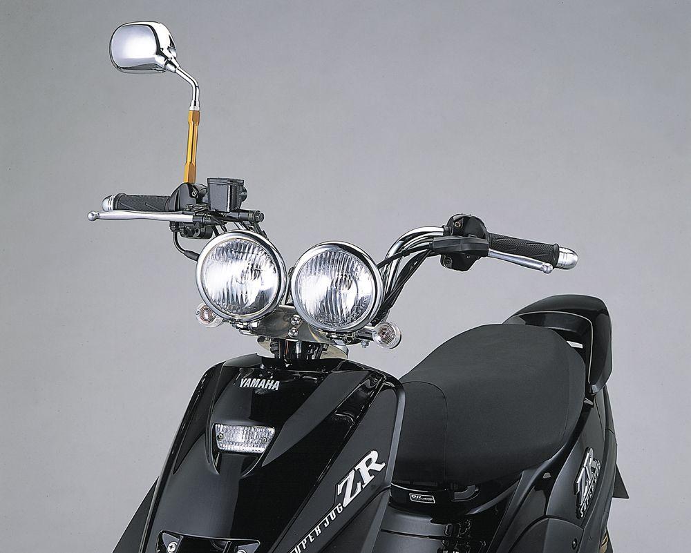 【HURRICANE】複合式頭燈支架 - 「Webike-摩托百貨」