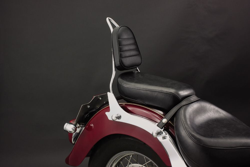 【HURRICANE】Round 後靠背 H350mm - 「Webike-摩托百貨」