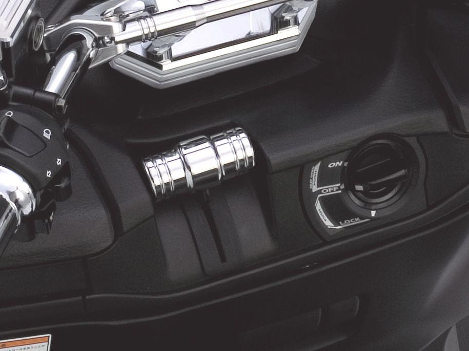【HURRICANE】Parking knob 停車旋鈕 - 「Webike-摩托百貨」