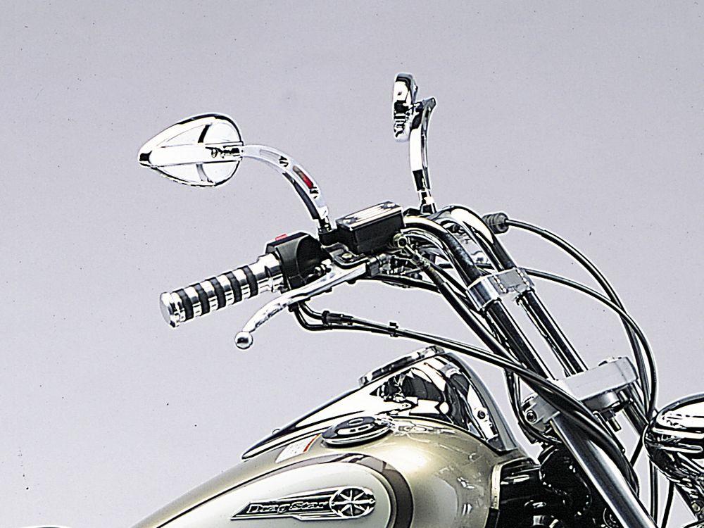 【HURRICANE】鋁合金握把套 型式II - 「Webike-摩托百貨」