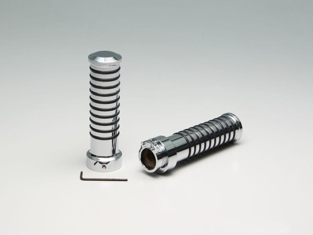【HURRICANE】鋁合金握把套 型式I - 「Webike-摩托百貨」