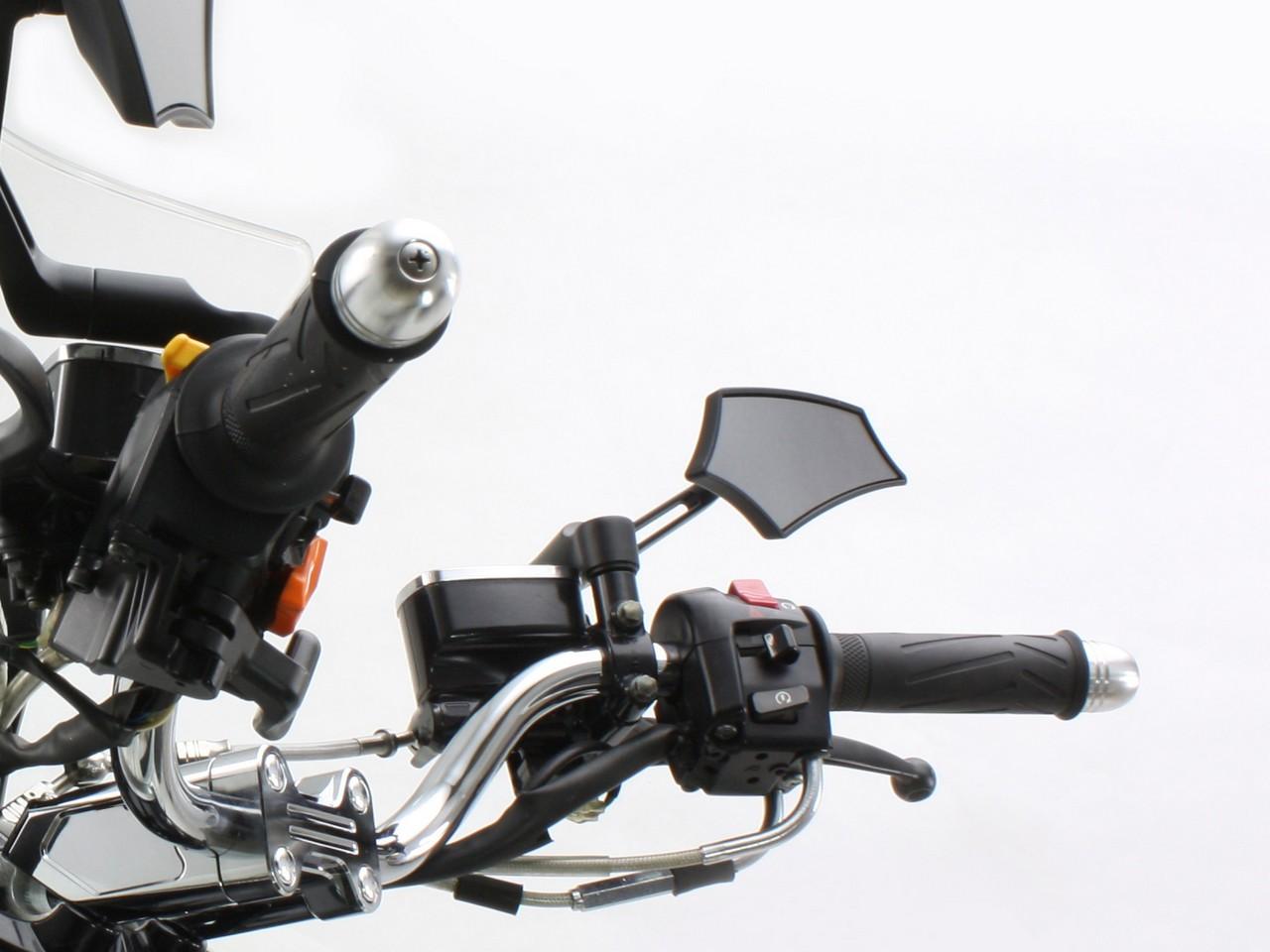 【HURRICANE】Φ30砲彈型鋁合金把手端子 - 「Webike-摩托百貨」