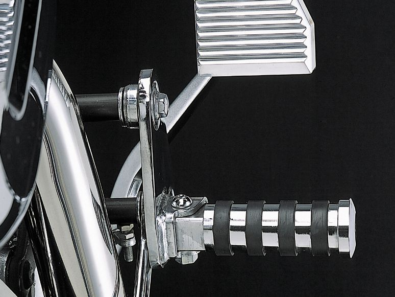 【HURRICANE】前 腳踏 型式II - 「Webike-摩托百貨」