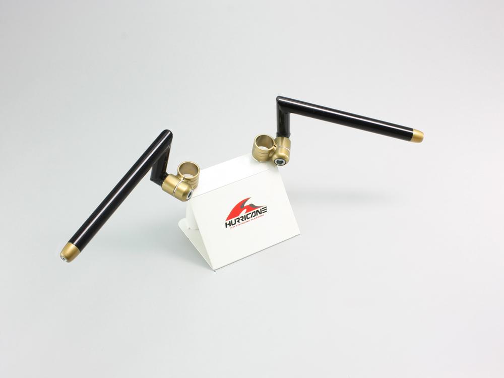 【HURRICANE】鋼製分離式把手 - 「Webike-摩托百貨」