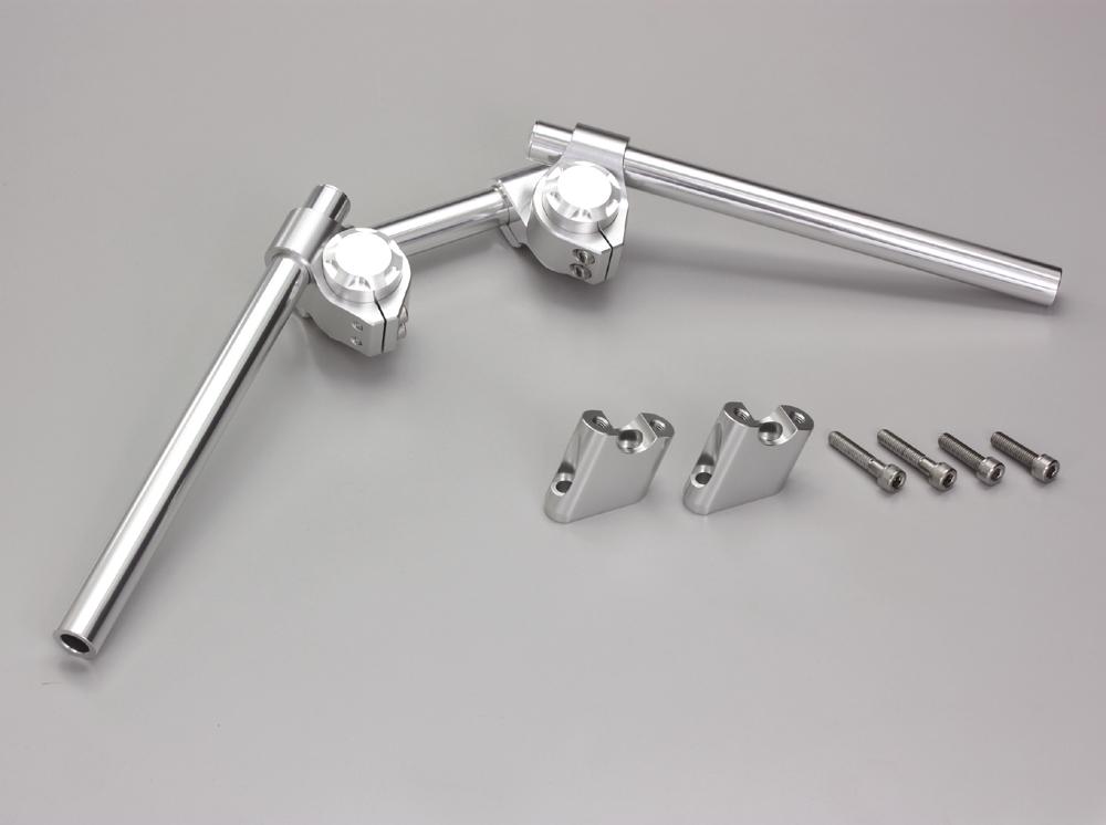 【HURRICANE】高硬度鋁合金分離式把手套件 - 「Webike-摩托百貨」