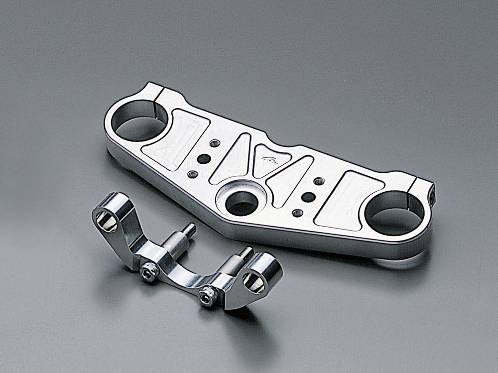 【HURRICANE】高硬度鋁合金上三角台 - 「Webike-摩托百貨」