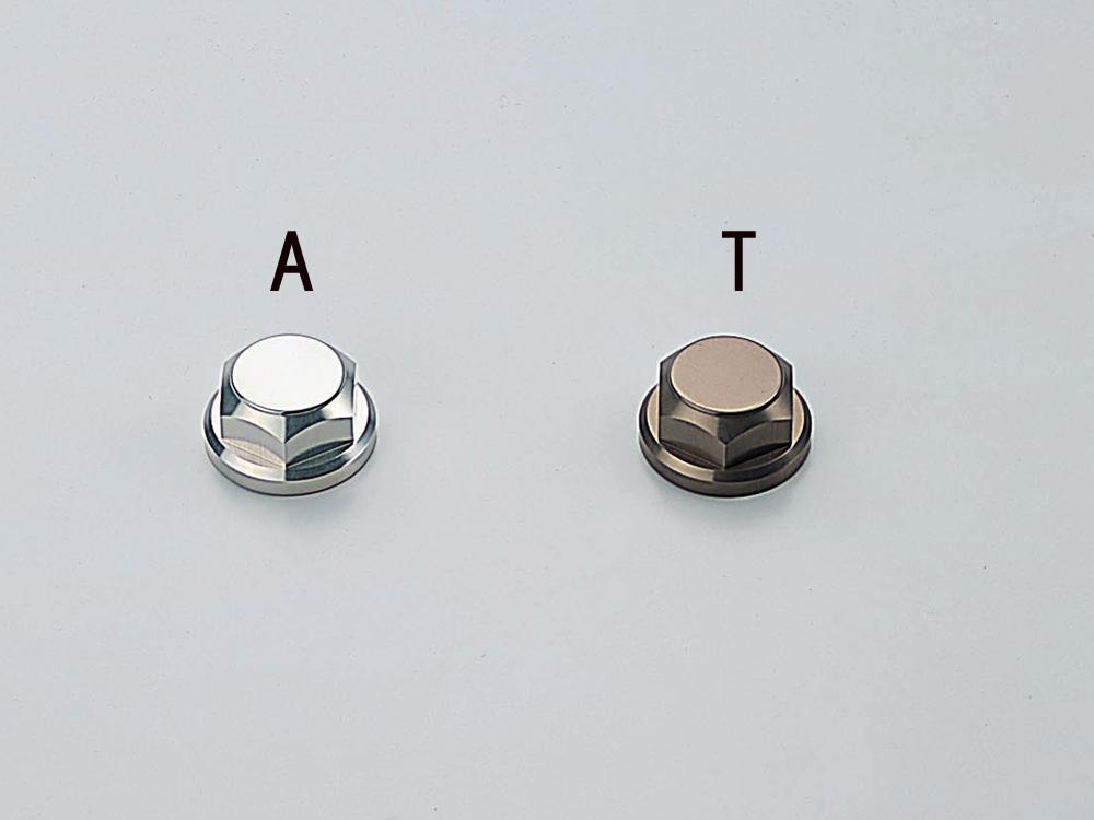 【HURRICANE】三角台軸心螺帽 - 「Webike-摩托百貨」