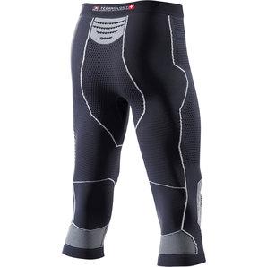 【X-Bionic】MOTOLIGHT 3/4 內穿褲,黑色/灰色 - 「Webike-摩托百貨」