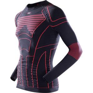 【X-Bionic】MOTO 男用 長袖,冬季,黑色/紅色 - 「Webike-摩托百貨」
