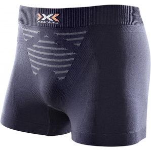 【X-Bionic】INVENT 四角褲,黑色/灰色 - 「Webike-摩托百貨」