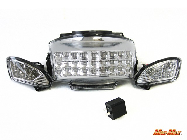 【MADMAX】LED尾燈 方向燈組 Type 2 - 「Webike-摩托百貨」