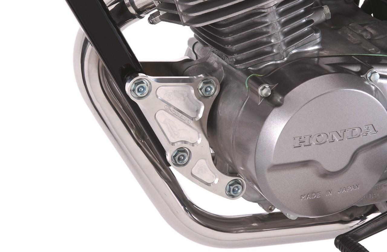 【G-Craft】引擎固定座 - 「Webike-摩托百貨」
