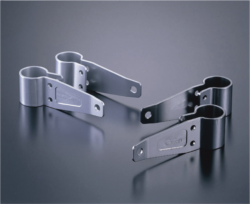 【G-Craft】Φ30前叉用 頭燈支架 - 「Webike-摩托百貨」