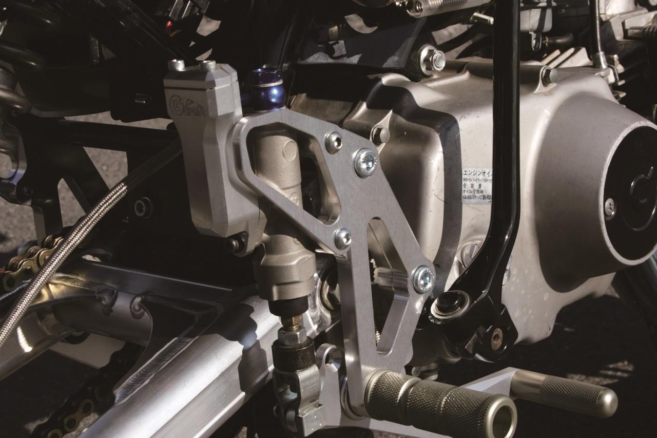 【G-Craft】MONKEY專用+e腳踏後移套件 (鼓式煞車碟式煞車通用) - 「Webike-摩托百貨」
