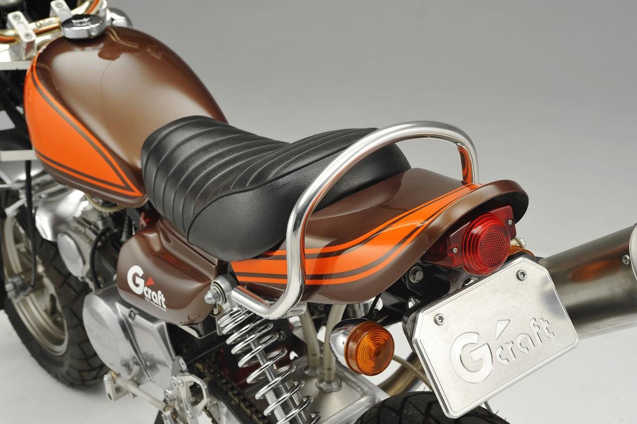 【G-Craft】Z2 坐墊整流罩専用 後扶手 - 「Webike-摩托百貨」