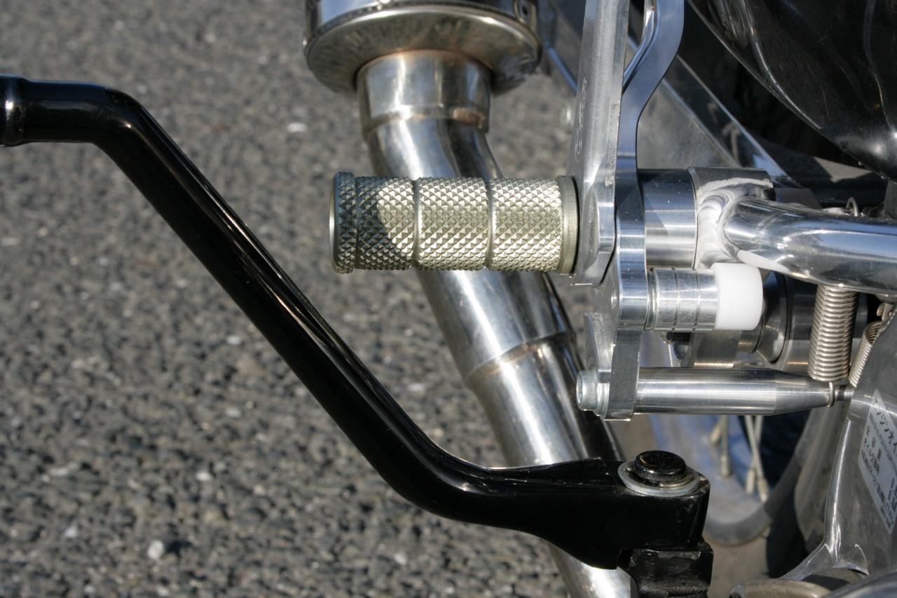 【G-Craft】Cub(化由汽車型)專用腳踏後移套件 - 「Webike-摩托百貨」