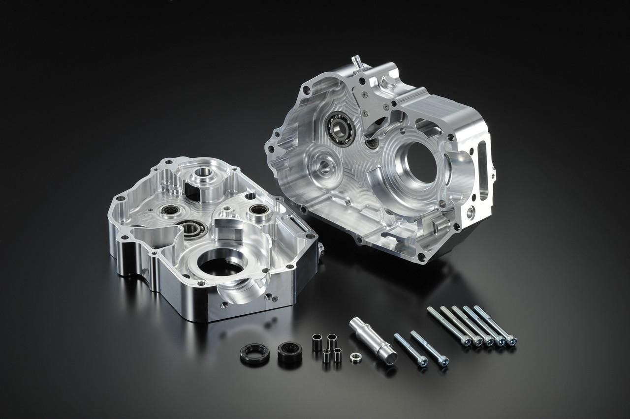 【G-Craft】切削加工製造曲軸箱 TypeS - 「Webike-摩托百貨」