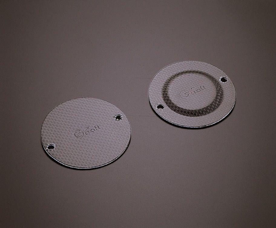 【G-Craft】碳纖維離合器外蓋 - 「Webike-摩托百貨」