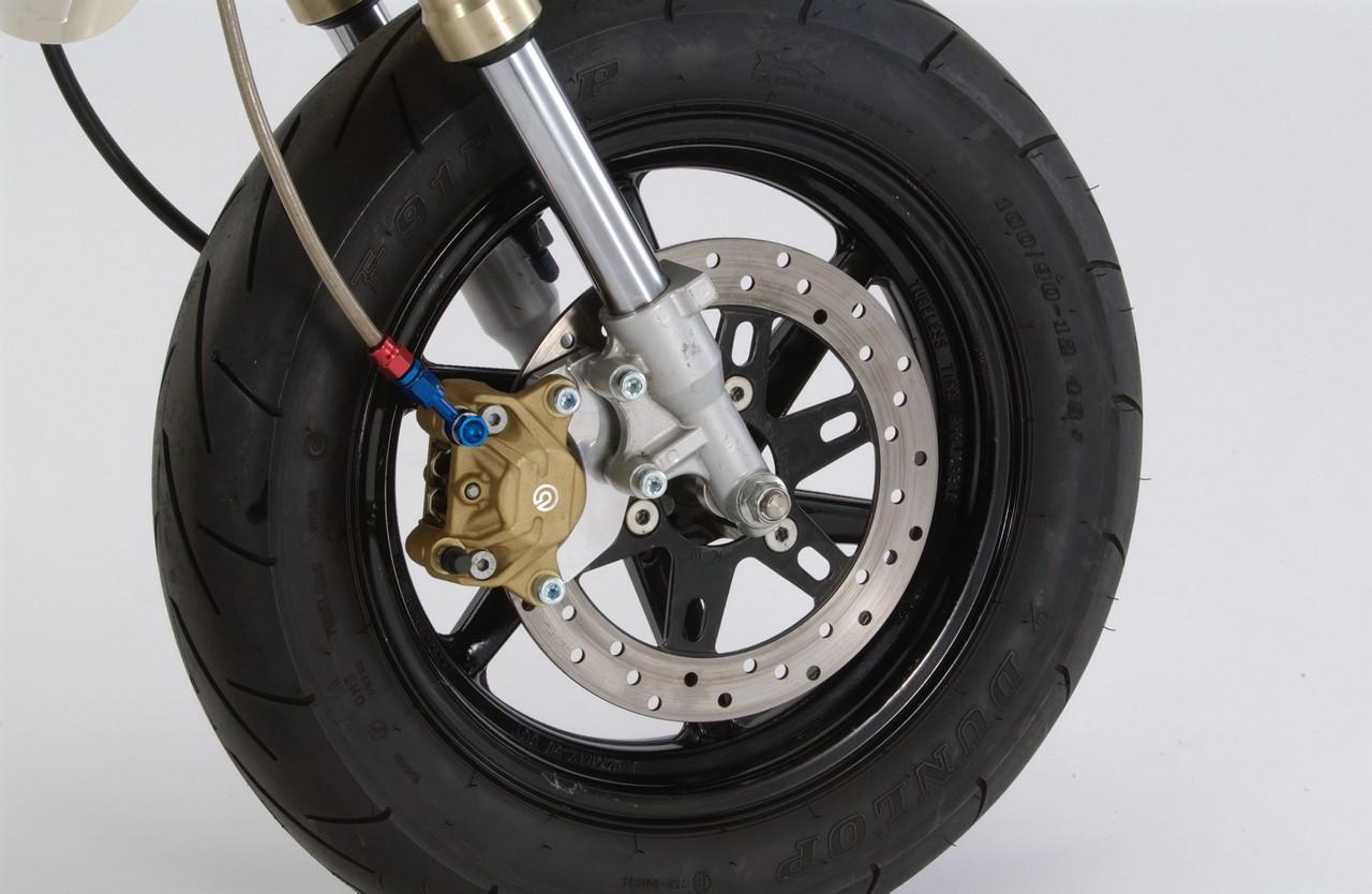 【G-Craft】KSR前叉用 煞車卡鉗座 - 「Webike-摩托百貨」
