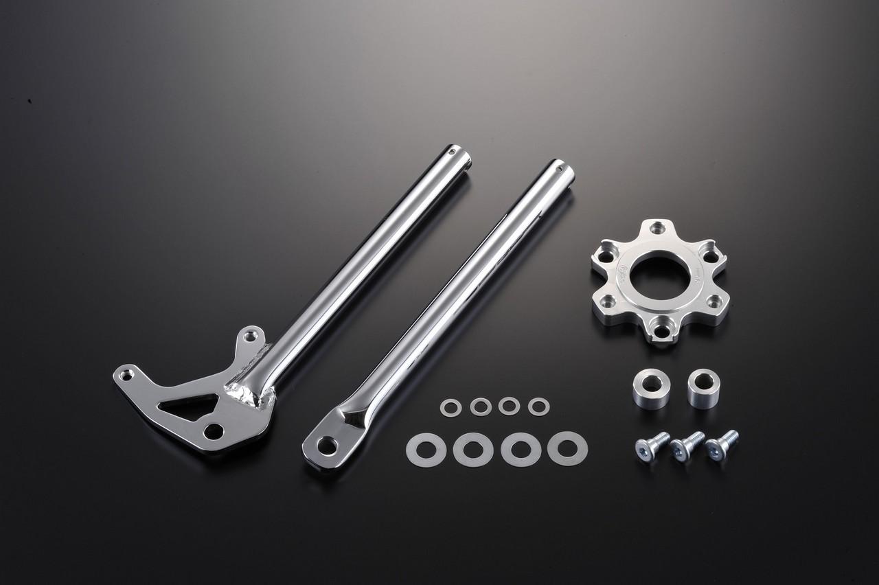 【G-Craft】碟式煞車專用前叉內管(25mm降低型) - 「Webike-摩托百貨」